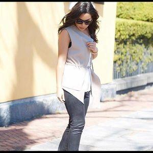 Jackets & Blazers - ZARA VEST! Like New